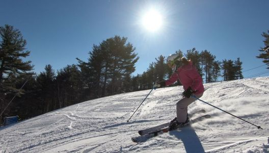 Wednesday, February 20th: Extreme Skier Kristen Ulmer