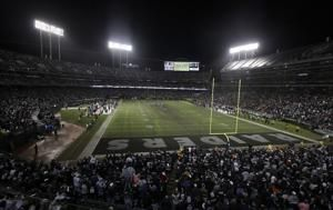 End of an era: Raiders prepare for likely final dirt game