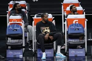 Durant out until after All-Star break with hamstring injury