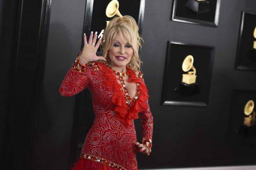 'Vaccine, vaccine': Dolly Parton sings 'Jolene' rewrite before receiving first COVID-19 shot