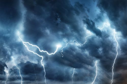 Global warming causes ultra-rare lightning storms near North Pole