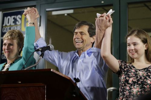 Former Democratic Rep. Joe Sestak announces presidential bid