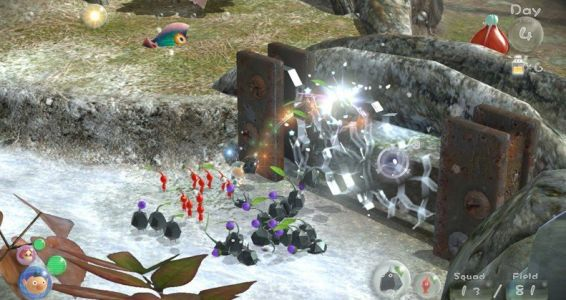 Here are some tips, tricks, and secrets in Pikmin 3 Deluxe