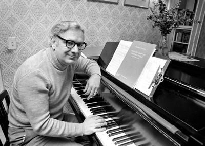 Dominick Argento, Pulitzer Prize-Winning Minnesota Composer, Dead At 91