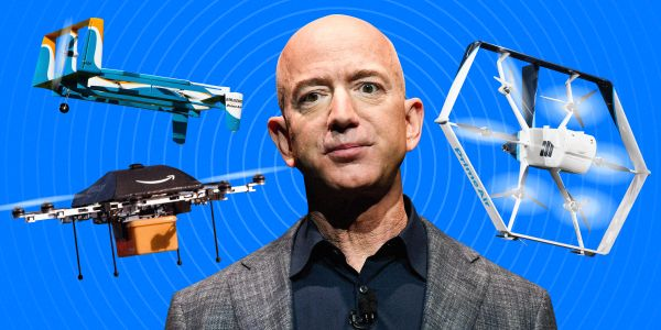 Inside Jeff Bezos' delivery drone dreams: With fake team names, changing leaders and delays, Amazon Prime Air is fighting to finally take off