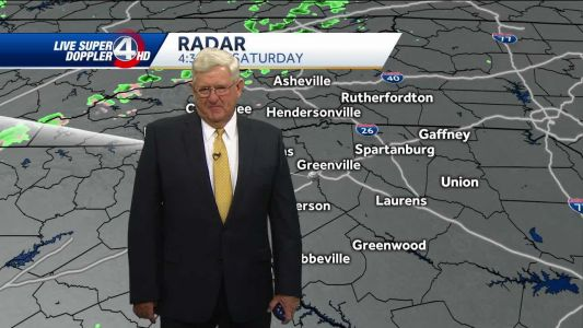 Videocast: Cloudy, cool, afternoon showers