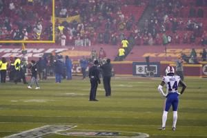 Bills motivated to improve after AFC championship loss to KC