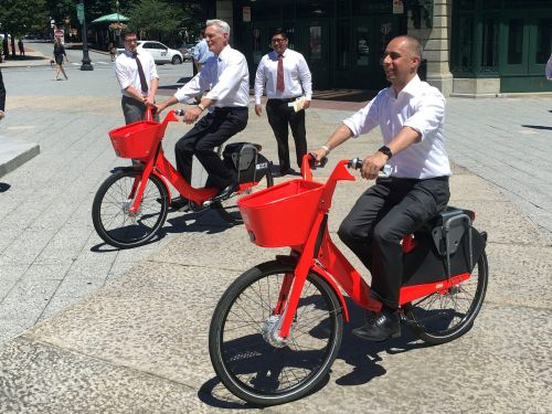 Uber is pulling its Jump bikes from Providence, Rhode Island, because of misuse and assaults linked to the e-bikes