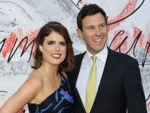 Princess Eugenie and Jack Brooksbank live 2 doors away from Prince Harry and Meghan Markle, and they're staying there after they get married