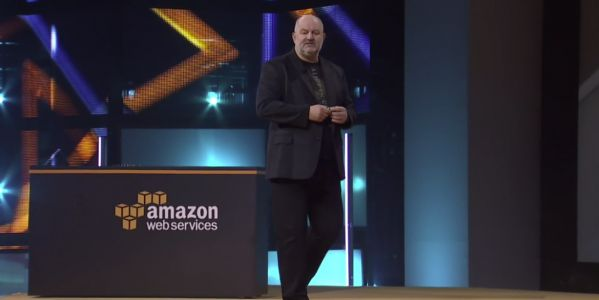 Amazon never talks internally about breaking up, or even spinning out new units, says CTO Werner Vogels