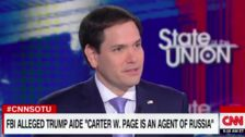 Marco Rubio Breaks With Trump: FBI 'Did Not Spy' On President's Campaign