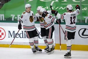 Connor Murphy comes off injured reserve for the Chicago Blackhawks as Lucas Carlsson goes on it