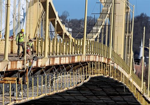 TRAFFIC: Rachel Carson Bridge reopens in Downtown Pittsburgh after 21-month rehabilitation