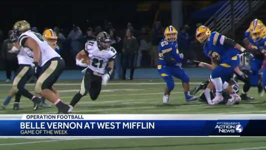 Week 7: Western Pennsylvania high school football scores and highlights