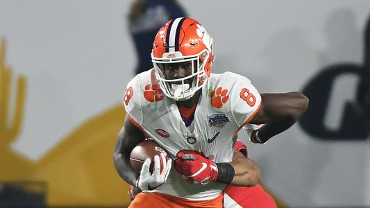 Clemson's top receiver Justyn Ross to undergo surgery, will miss 2020 season