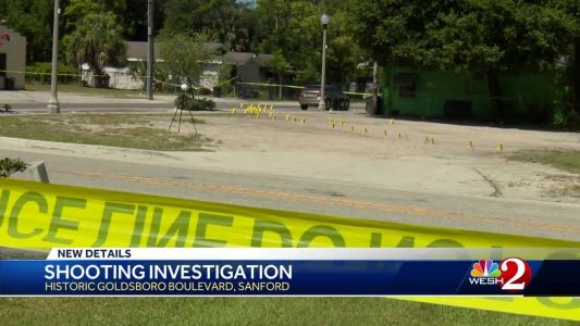 Two people shot in Sanford; authorities investigating
