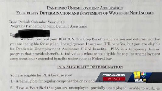 Marylanders say they are having trouble reporting unemployment fraud