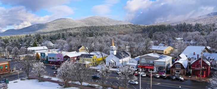 North Conway named one of top 10 small towns for adventure by USA Today survey
