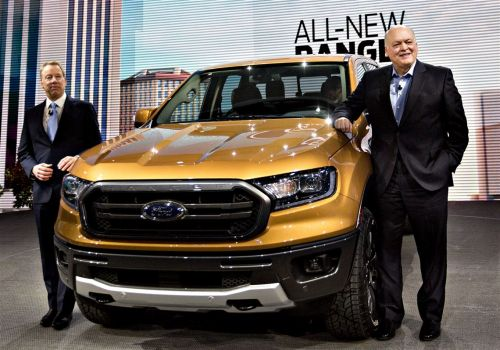Ford CEO Jim Hackett stepping down