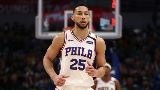 76ers coach Brett Brown thrilled to see Ben Simmons at power forward