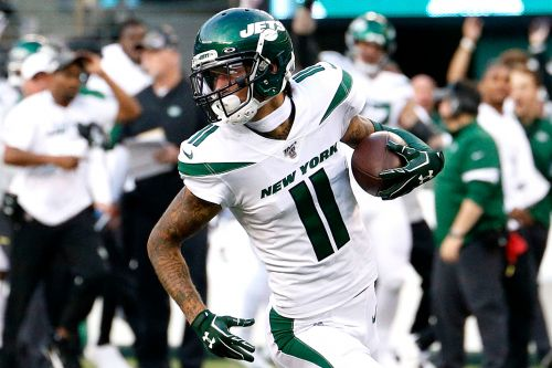Jets' Robby Anderson must overcome his Patriots problem