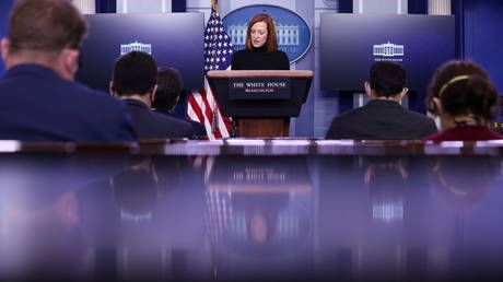 Biden admin to charge White House reporters $170 per Covid test amid concerns smaller outlets will be squeezed out - reports