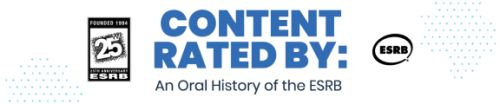 """Content Rated By: An Oral History of the ESRB excerpt - """"How the Sausage is Rated"""""""
