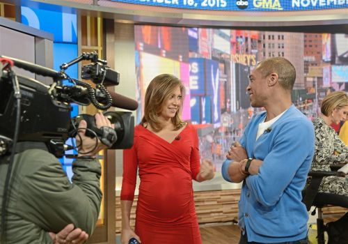 Tuned In: 'Good Morning America' visits Pittsburgh