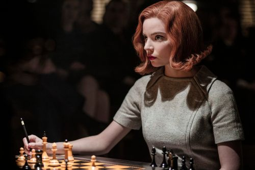 Netflix hit 'The Queen's Gambit' causes chess set sales to spike
