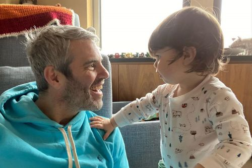 Andy Cohen reunites with his son after quarantine and more star snaps