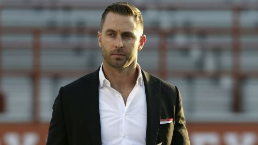 Kliff Kingsbury says 'everything's on the table' with No. 1 pick