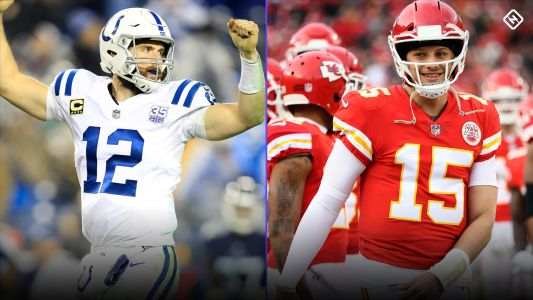 Chiefs vs. Colts: Score, live updates, highlights from AFC divisional game