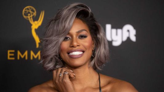 Laverne Cox: Actress and transgender icon