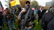 Michigan GOP Stonewalls Banning Guns In State Capitol After Militia 'Intimidation'