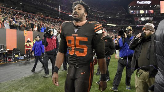 NFL must suspend Myles Garrett for season so undisciplined Browns get the message