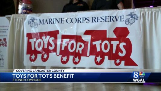 Stoner Commons hosted its fifth annual benefit for Toys for Tots