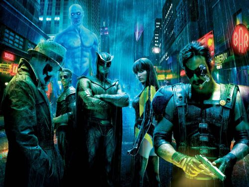 HBO's 'Watchmen' TV series will be an original 'contemporary' story with new characters
