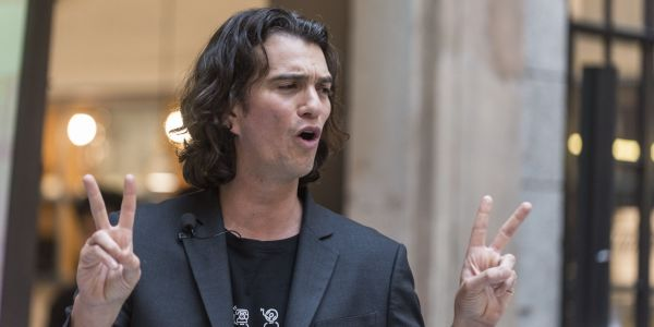 Adam Neumann's $1.7 billion golden parachute could be slashed as SoftBank looks to trim its WeWork rescue deal
