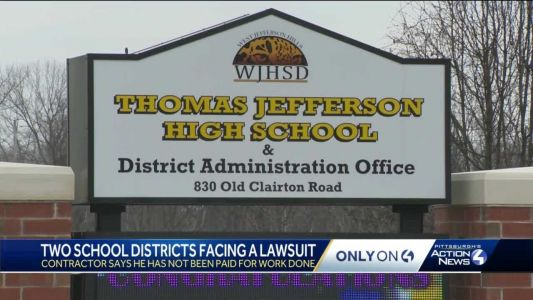Flooring company files lawsuit against two school districts: West Jefferson Hills & Chartiers Valley