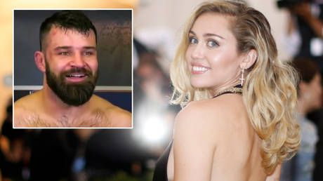 'I am YOURS!': Pop queen Miley Cyrus responds to UFC fighter Julian Marquez's Valentine's Day request