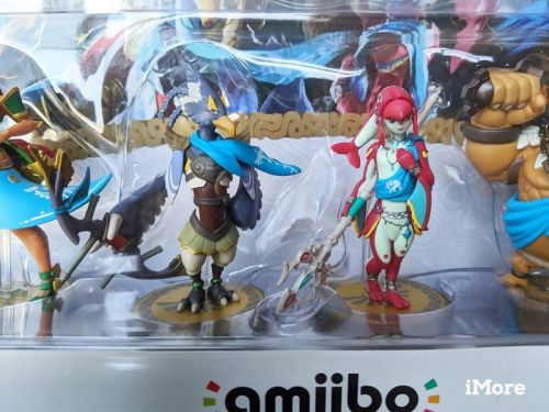 If you haven't gotten Mipha or Revali's amiibo, this might be your chance!