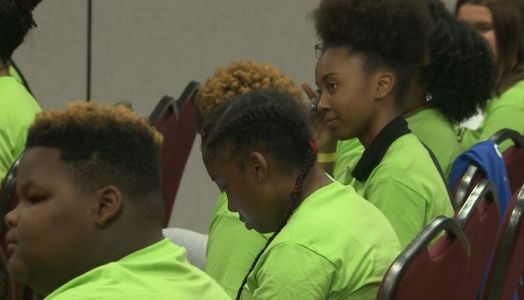 Summit encourages young people to talk about racism