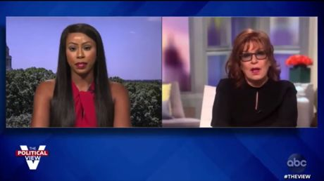 'That was not blackface, that was an homage': Host of 'The View' Joy Behar rebuffs criticism from black guest over Halloween look