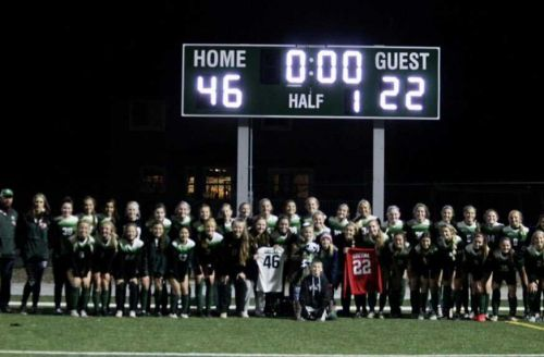 Playing for Pfeifer: Gretna soccer honors late teammate