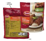 Almost 70,000 pounds of Tyson chicken strips recalled