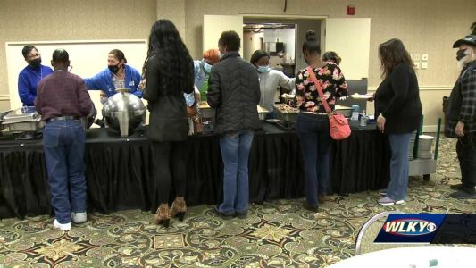 Wayside Christian Mission serving thousands of meals on Thanksgiving