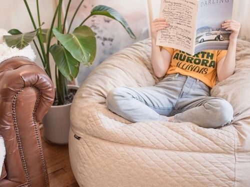 Nobody needs a $395 bean bag chair - but this one from mattress startup Tuft & Needle makes a compelling case