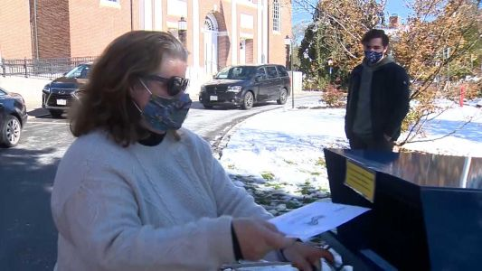 Massachusetts voters continue to cast early ballots through mail