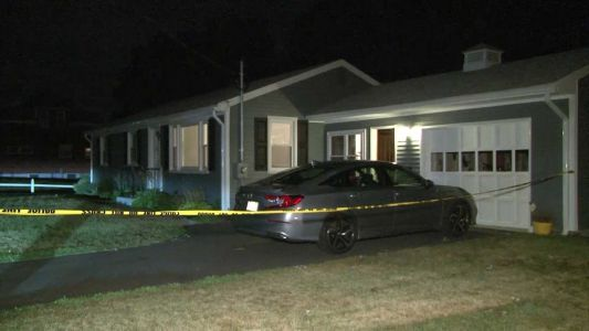 Couple suffers stab wounds in domestic dispute, police say