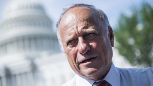 Rep. Steve King Denied Comparing Immigrants To 'Dirt' - Audio Says Otherwise